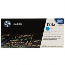 HP 124A Q6001A sinine tooner - renoveerimine