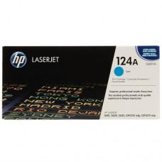 HP 124A Q6001A sinine tooner